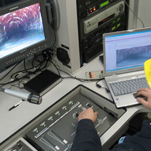 Digital TV Inspection