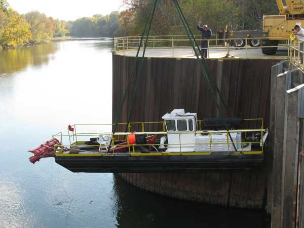Hydraulic Dredging - Carylon Corporation