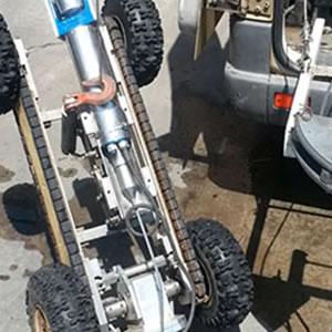 Multi-Sensor Pipeline Inspection