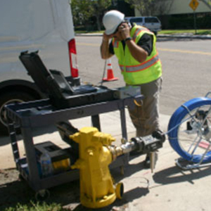 Water Main Inspection and Leak Detection