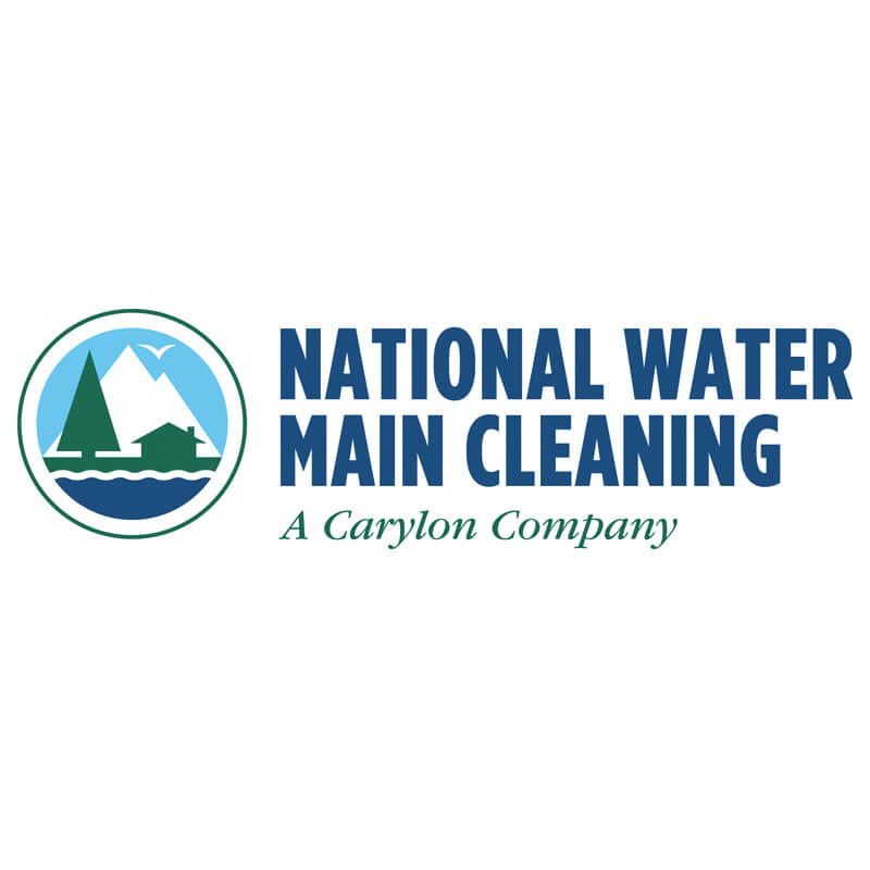 National Water Main Cleaning logo